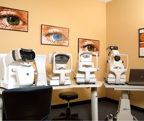 Weaver Optometry, Vienna WV